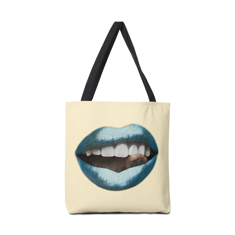 Tasty Freeze Accessories Bag by Jason Henricks' Artist Shop
