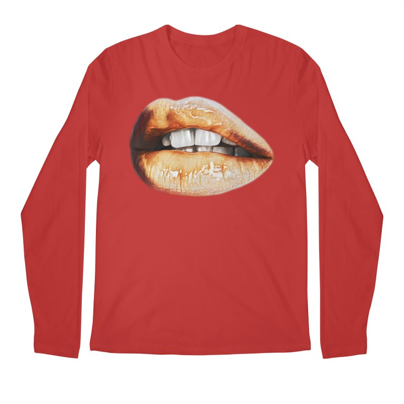 Torn Men's Regular Longsleeve T-Shirt by Jason Henricks' Artist Shop
