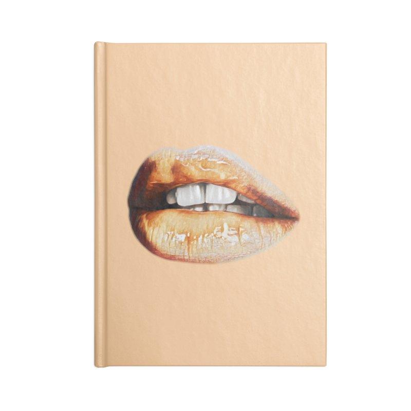 Torn Accessories Notebook by Jason Henricks' Artist Shop
