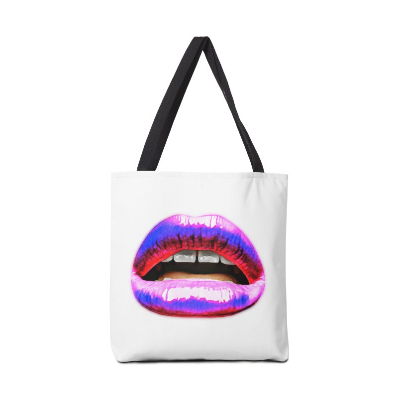 Up late. Accessories Bag by Jason Henricks' Artist Shop