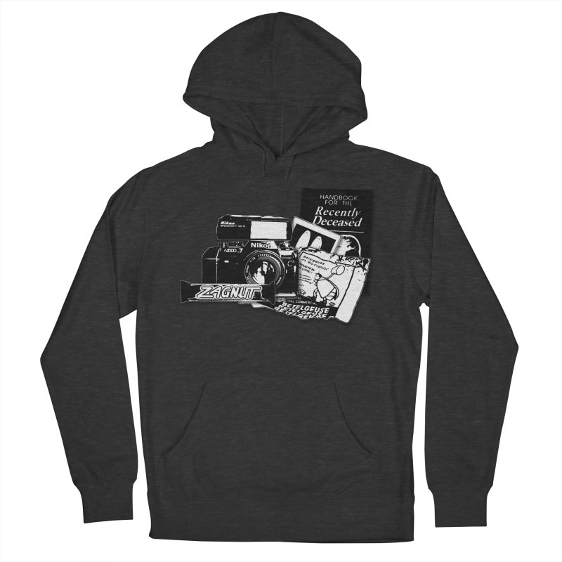 Watch out for Sandworms. Women's French Terry Pullover Hoody by Jason Henricks' Artist Shop