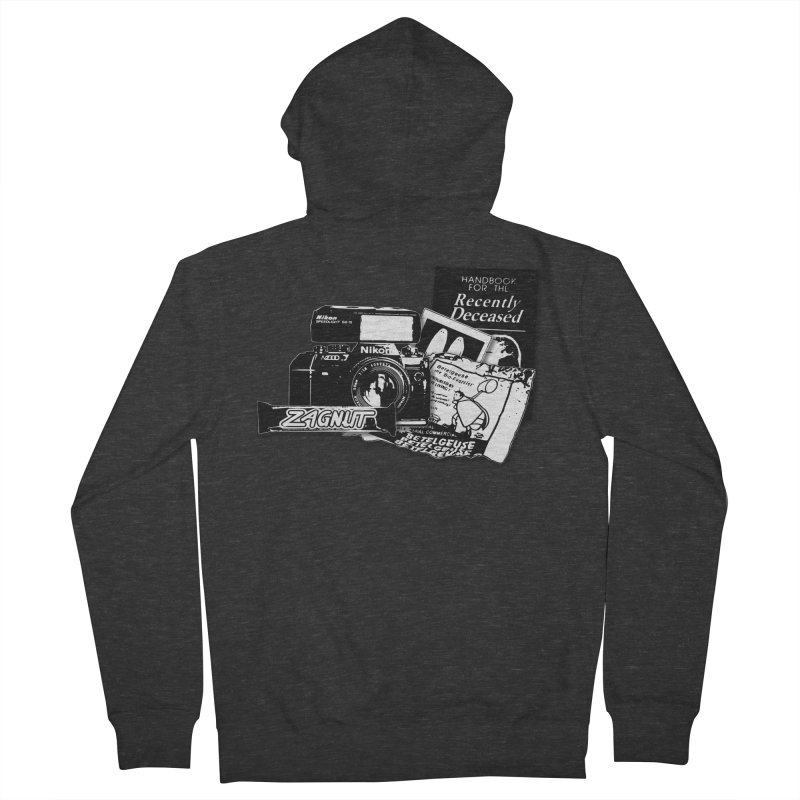 Watch out for Sandworms. Men's French Terry Zip-Up Hoody by Jason Henricks' Artist Shop