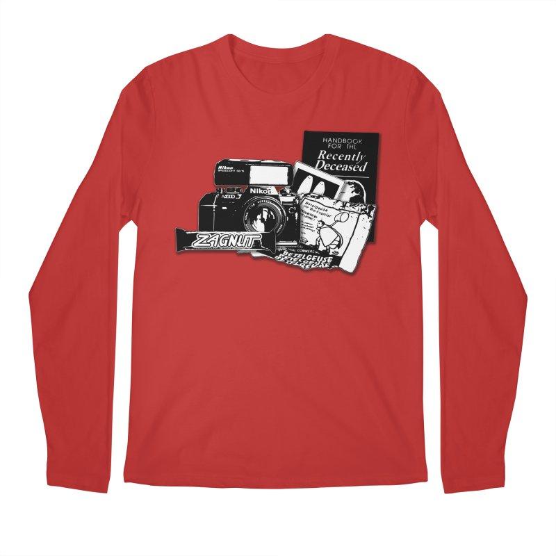 Watch out for Sandworms. Men's Regular Longsleeve T-Shirt by Jason Henricks' Artist Shop