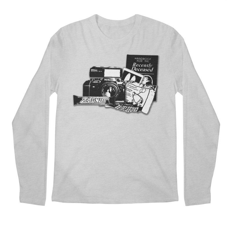 Watch out for Sandworms. Men's Longsleeve T-Shirt by Jason Henricks' Artist Shop