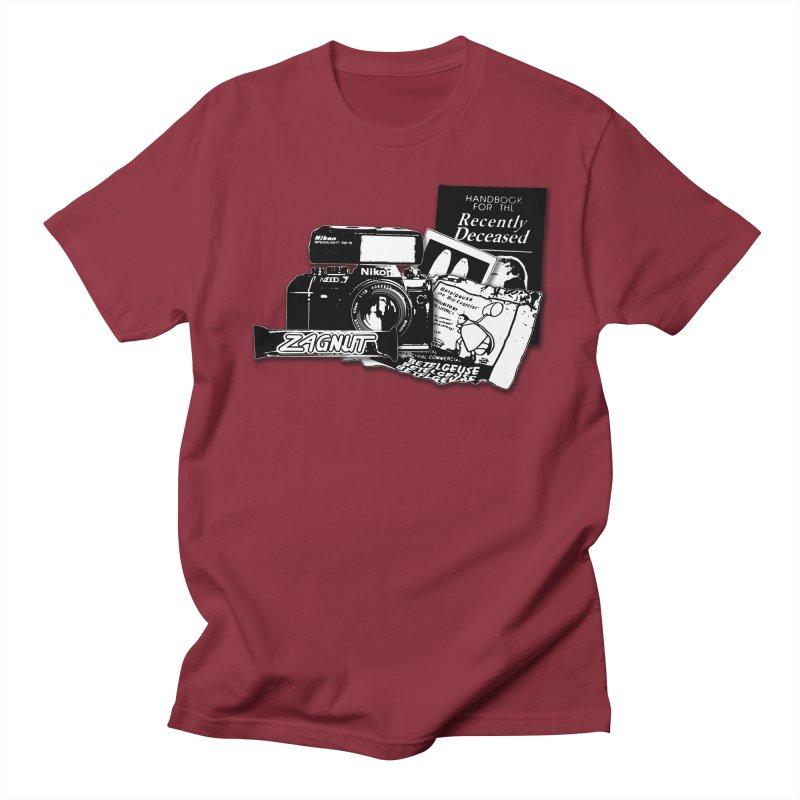 Watch out for Sandworms. Men's Regular T-Shirt by Jason Henricks' Artist Shop