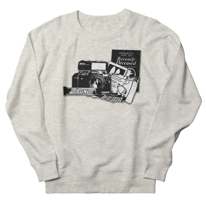 Watch out for Sandworms. Women's French Terry Sweatshirt by Jason Henricks' Artist Shop