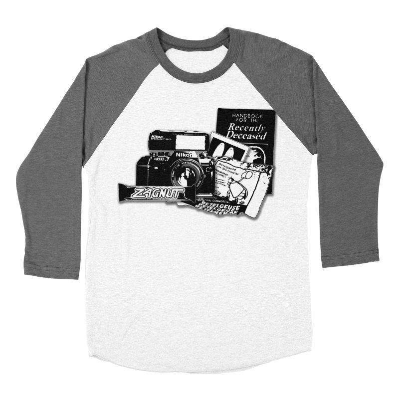 Watch out for Sandworms. Women's Baseball Triblend T-Shirt by Jason Henricks' Artist Shop