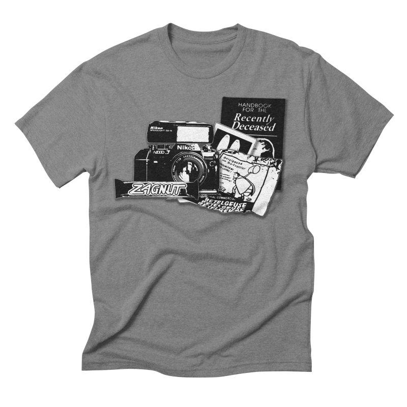 Watch out for Sandworms. Men's Triblend T-shirt by Jason Henricks' Artist Shop