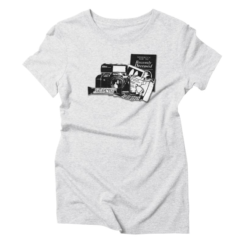 Watch out for Sandworms. Women's Triblend T-Shirt by Jason Henricks' Artist Shop