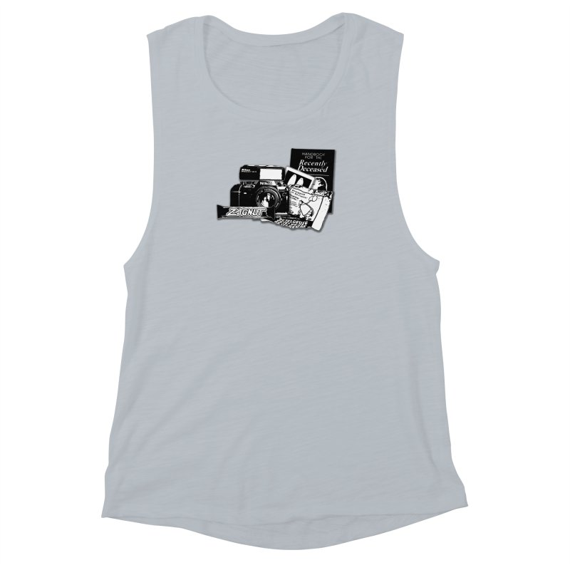 Watch out for Sandworms. Women's Muscle Tank by Jason Henricks' Artist Shop