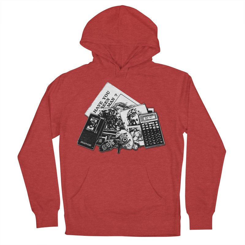 We're going to need some more coffee. Women's French Terry Pullover Hoody by Jason Henricks' Artist Shop