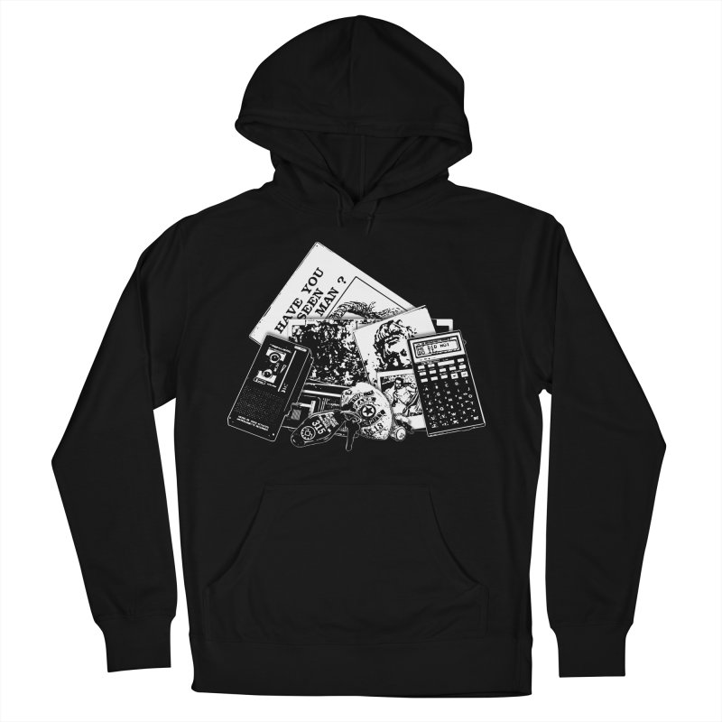 We're going to need some more coffee. Men's French Terry Pullover Hoody by Jason Henricks' Artist Shop