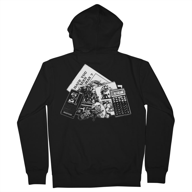 We're going to need some more coffee. Women's French Terry Zip-Up Hoody by Jason Henricks' Artist Shop