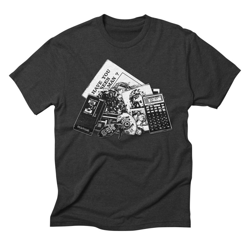 We're going to need some more coffee. Men's Triblend T-shirt by Jason Henricks' Artist Shop