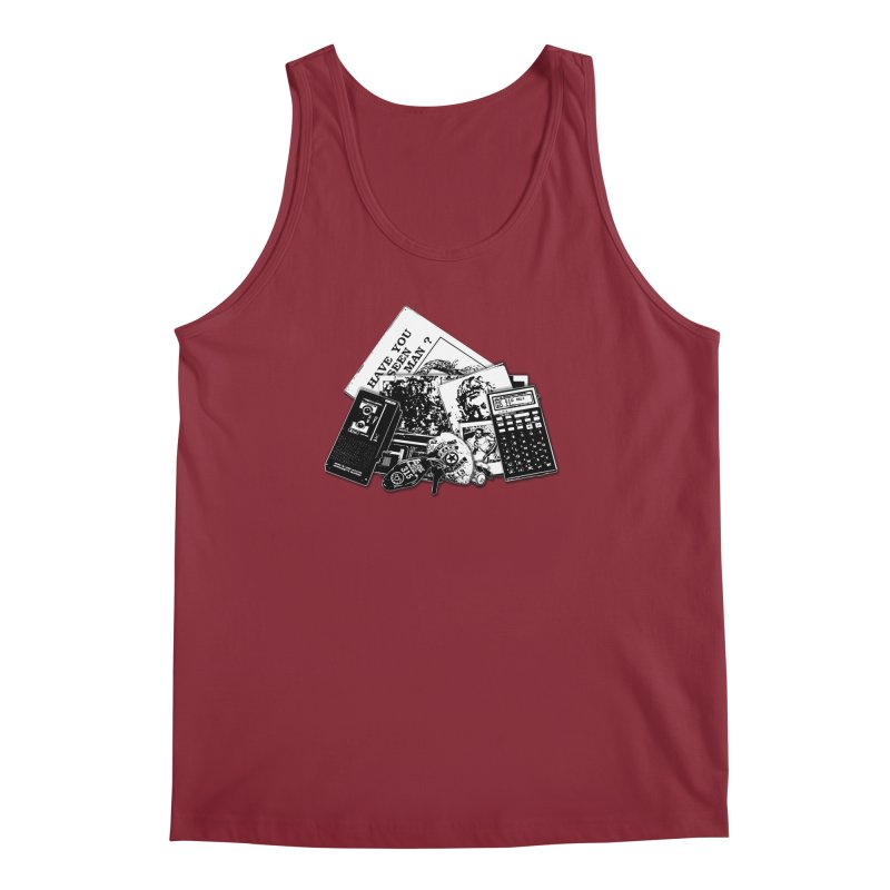 We're going to need some more coffee. Men's Tank by Jason Henricks' Artist Shop