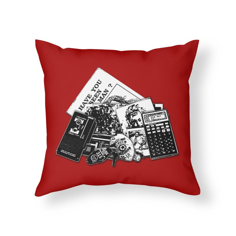 We're going to need some more coffee. Home Throw Pillow by Jason Henricks' Artist Shop