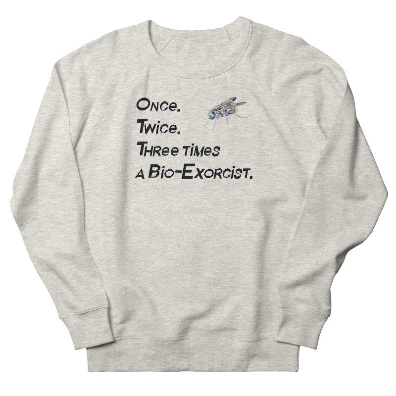 Once. Twice. Three times a Bio-Exorcist. Men's Sweatshirt by Jason Henricks' Artist Shop
