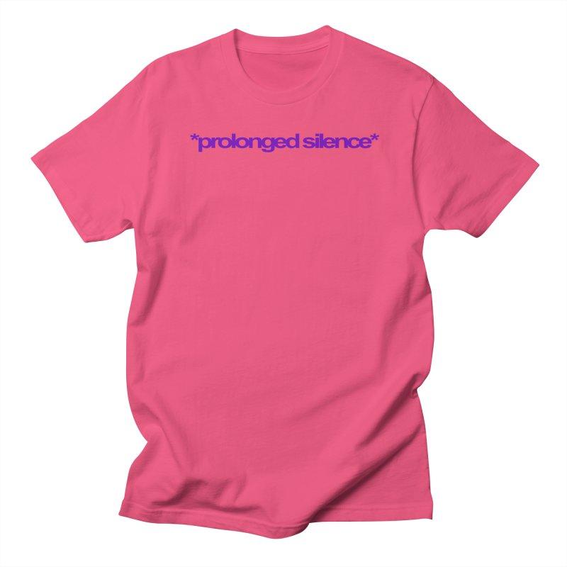 Prolonged Silence Women's Regular Unisex T-Shirt by Jason Henricks' Artist Shop