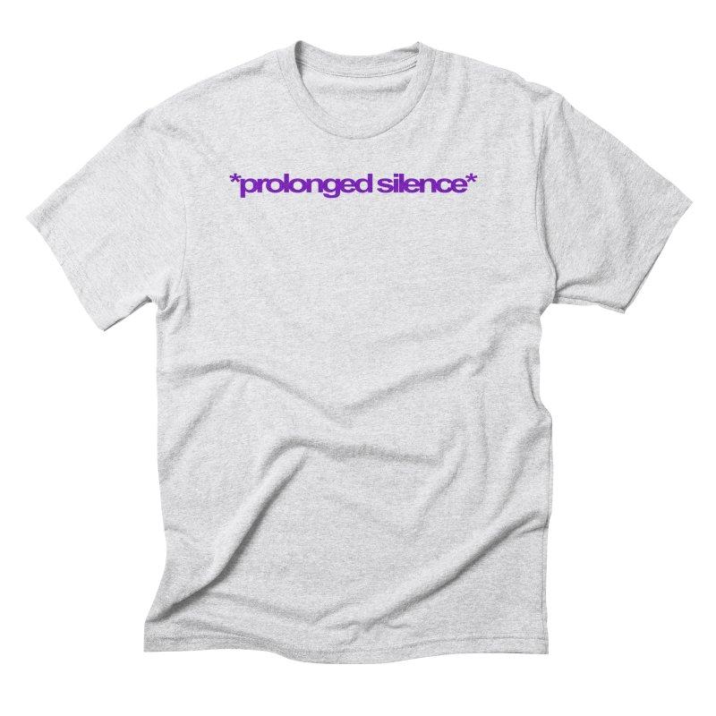 Prolonged Silence Men's Triblend T-Shirt by Jason Henricks' Artist Shop