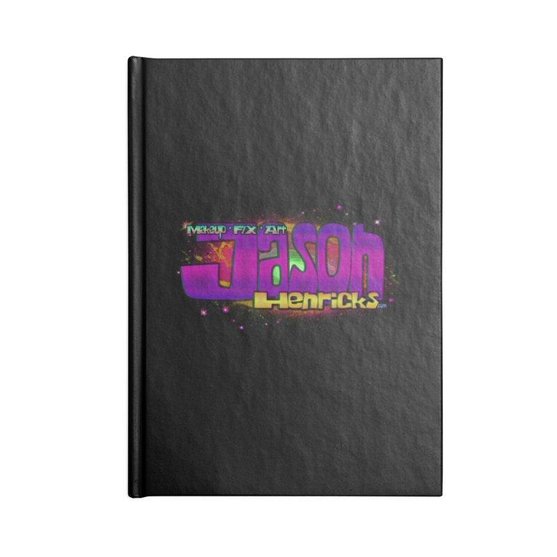 Shameless Self Promotion Accessories Notebook by Jason Henricks' Artist Shop