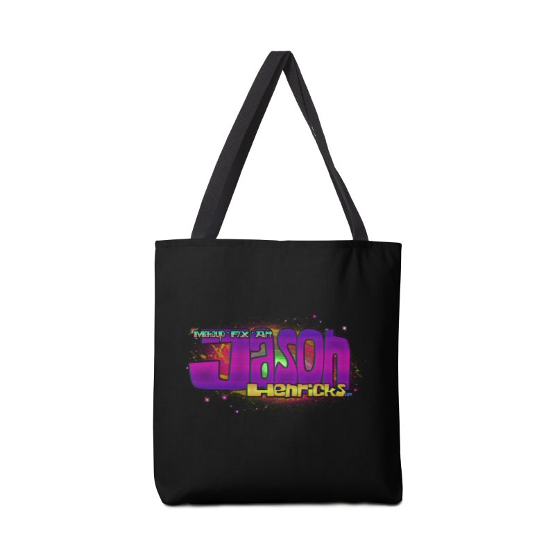 Shameless Self Promotion Accessories Bag by Jason Henricks' Artist Shop