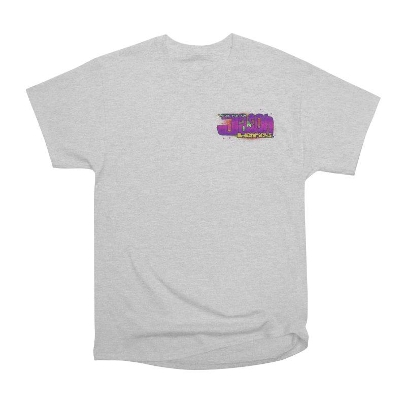 Shameless Self Promotion Men's Heavyweight T-Shirt by Jason Henricks' Artist Shop