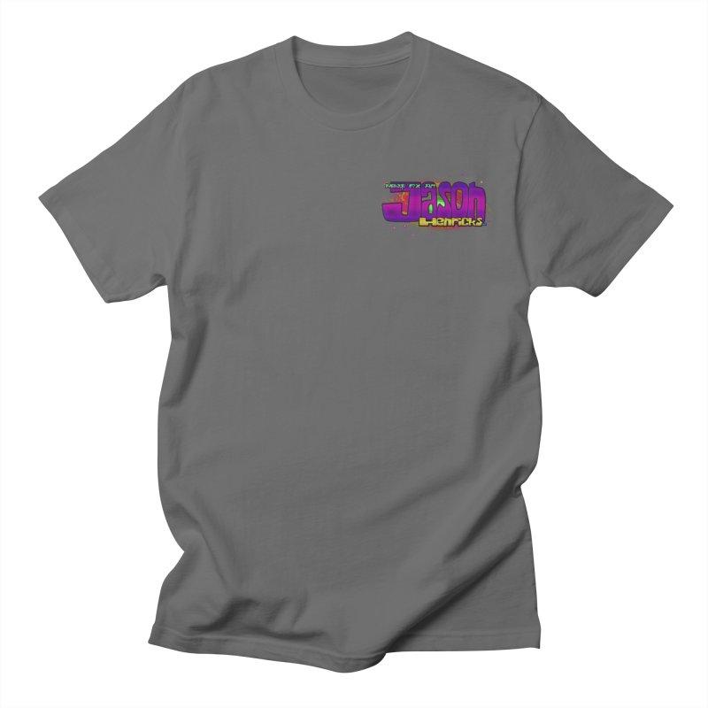Shameless Self Promotion Women's Regular Unisex T-Shirt by Jason Henricks' Artist Shop