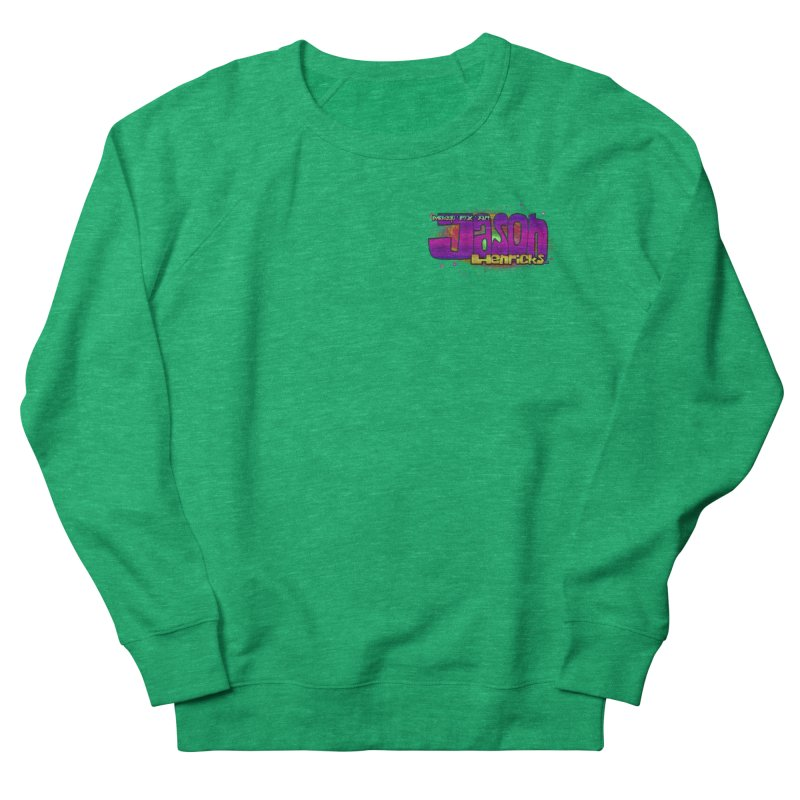 Shameless Self Promotion Men's Sweatshirt by Jason Henricks' Artist Shop
