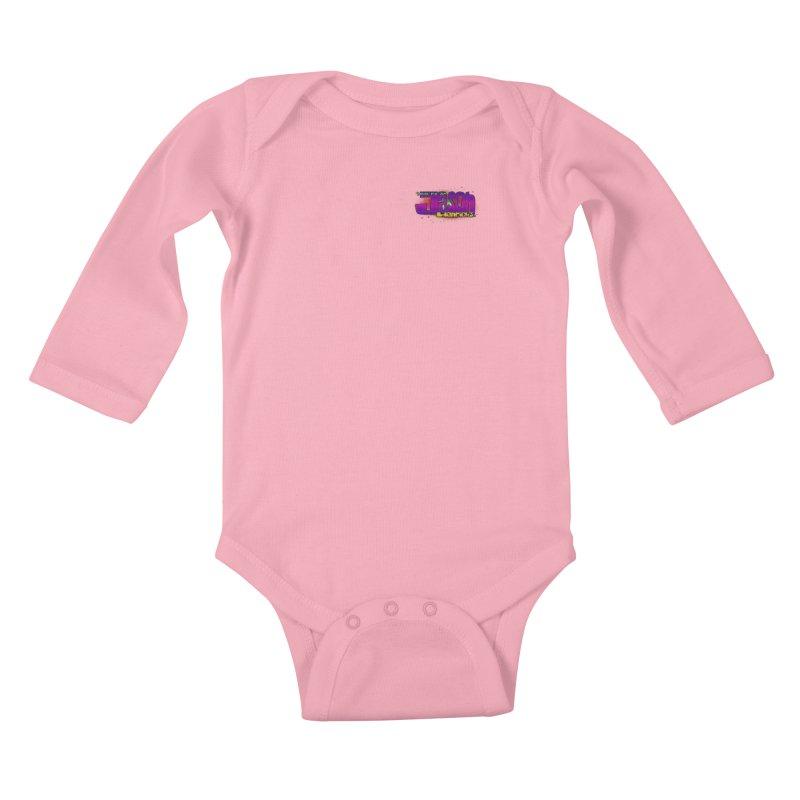 Shameless Self Promotion Kids Baby Longsleeve Bodysuit by Jason Henricks' Artist Shop
