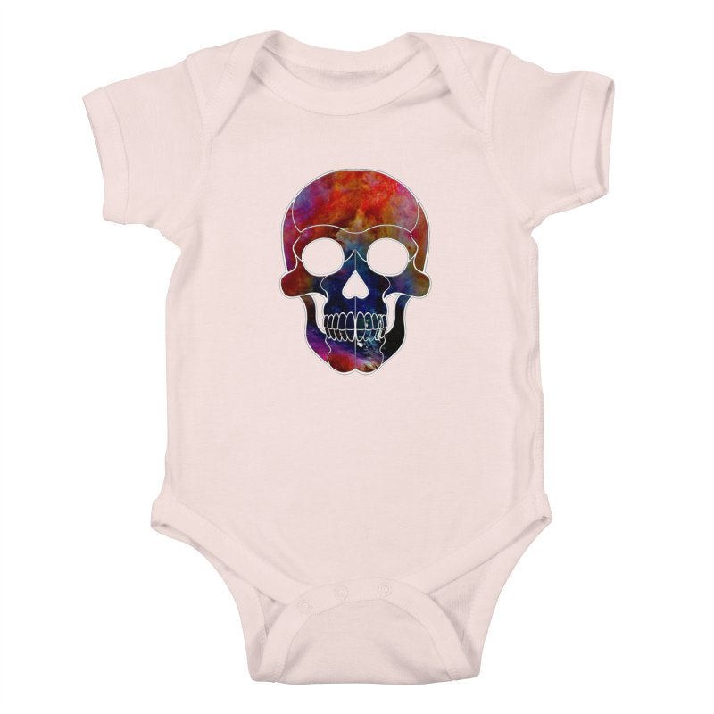 fire. Kids Baby Bodysuit by Jason Henricks' Artist Shop