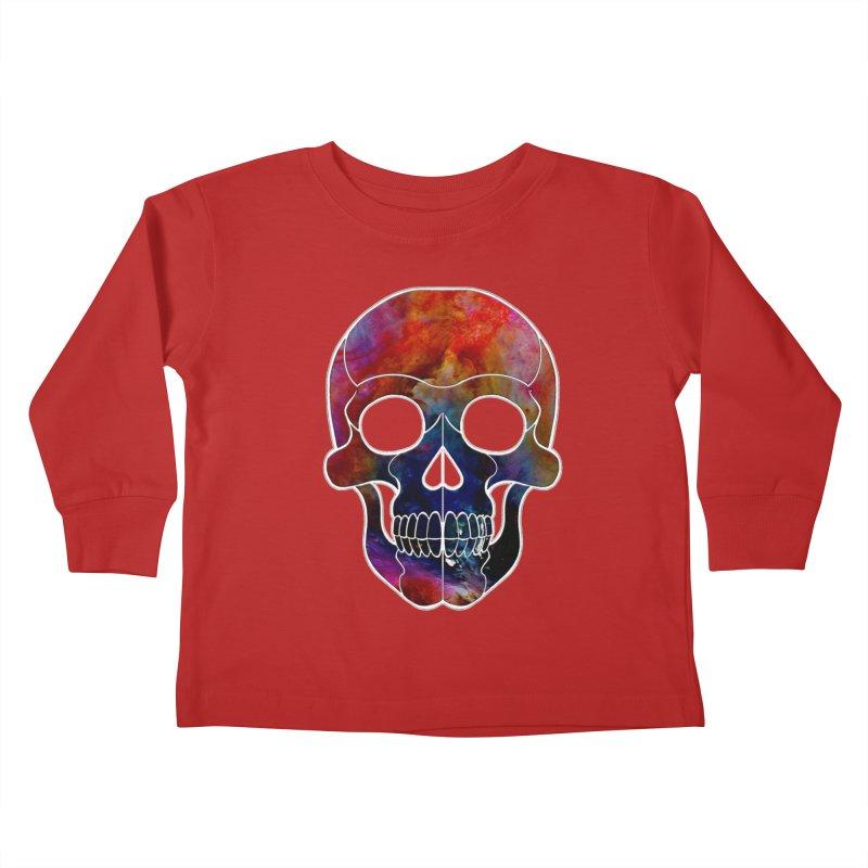 fire. Kids Toddler Longsleeve T-Shirt by Jason Henricks' Artist Shop