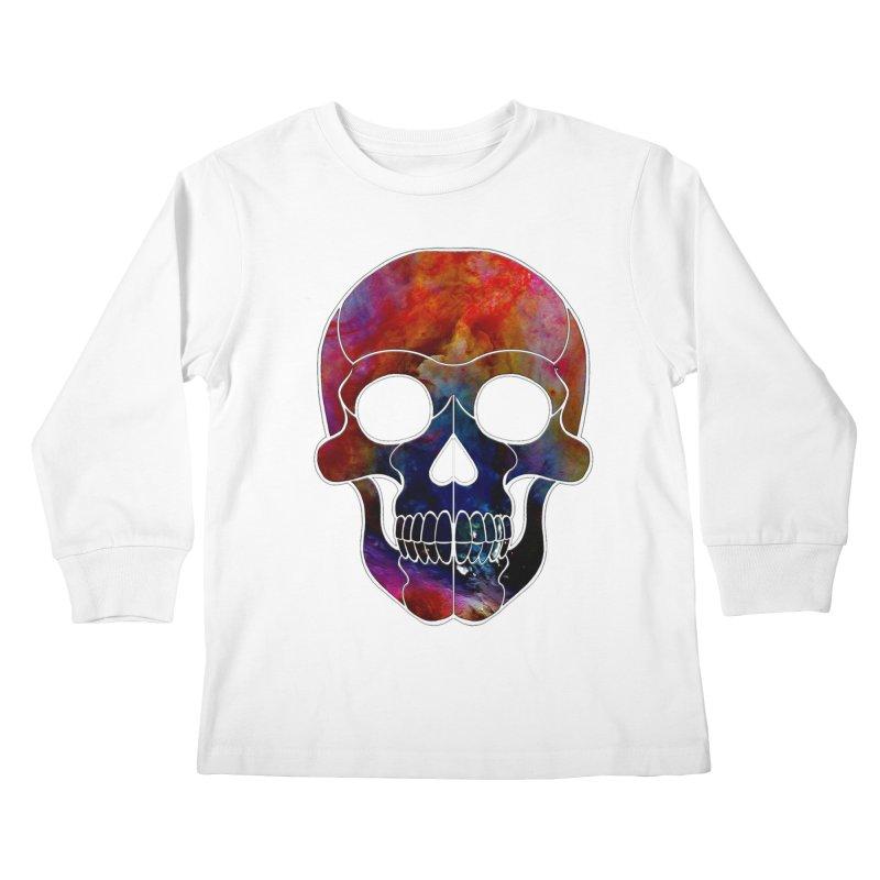 fire. Kids Longsleeve T-Shirt by Jason Henricks' Artist Shop