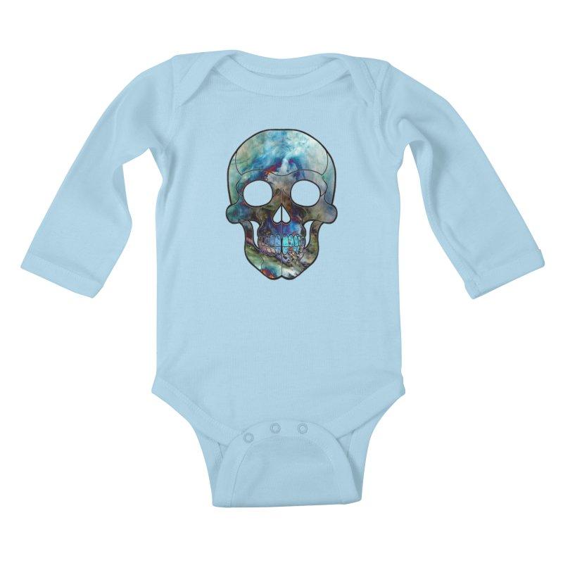 water. Kids Baby Longsleeve Bodysuit by Jason Henricks' Artist Shop