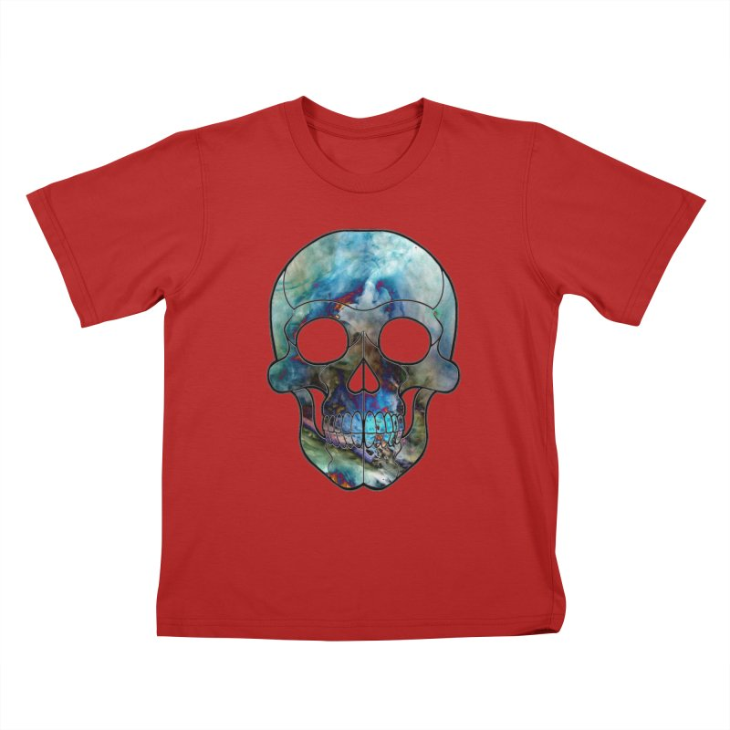 water. Kids T-shirt by Jason Henricks' Artist Shop