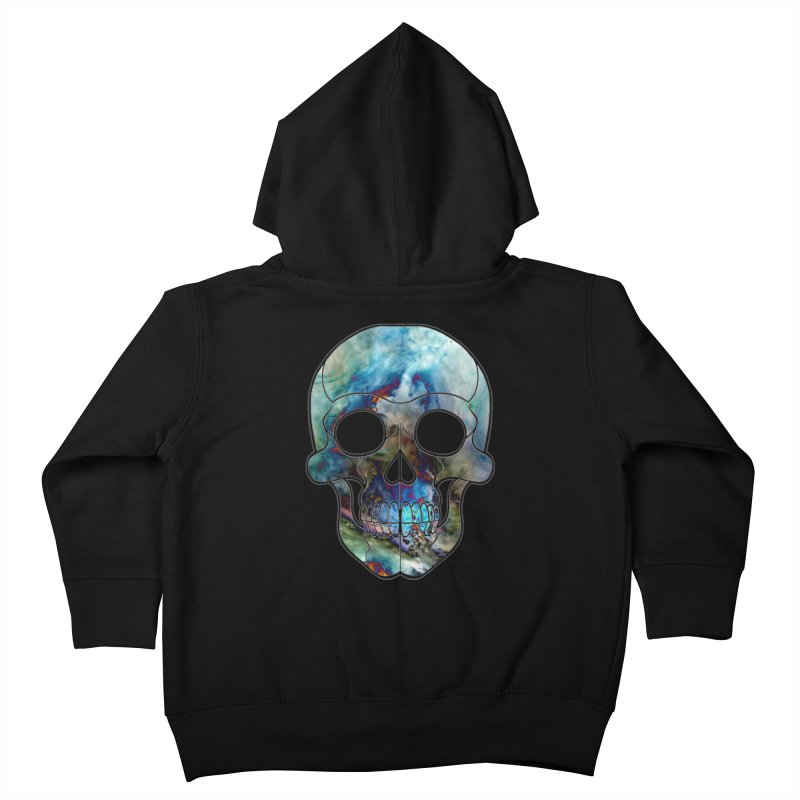 water. Kids Toddler Zip-Up Hoody by Jason Henricks' Artist Shop
