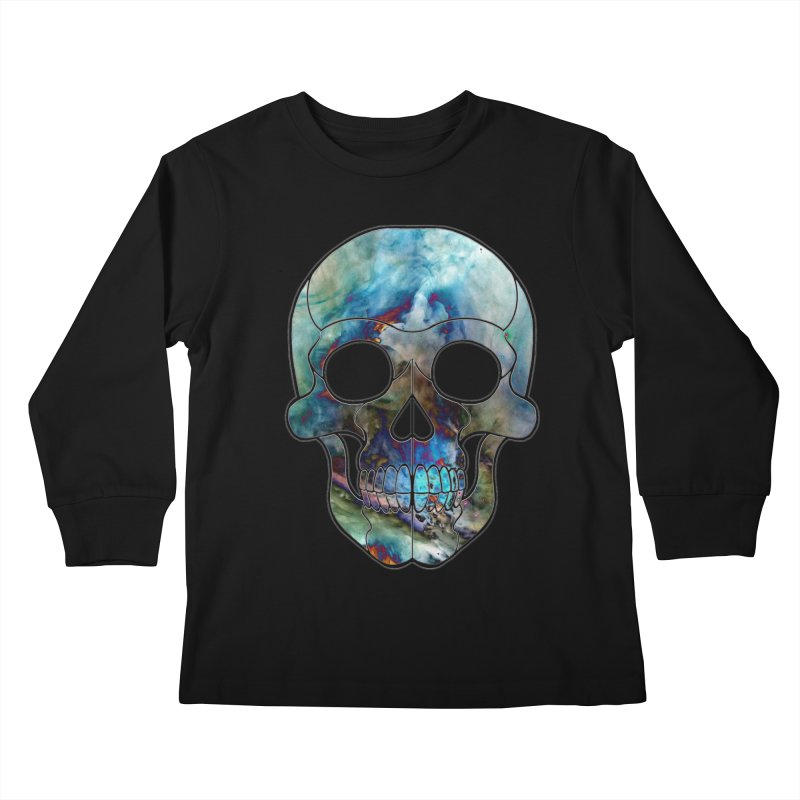 water. Kids Longsleeve T-Shirt by Jason Henricks' Artist Shop