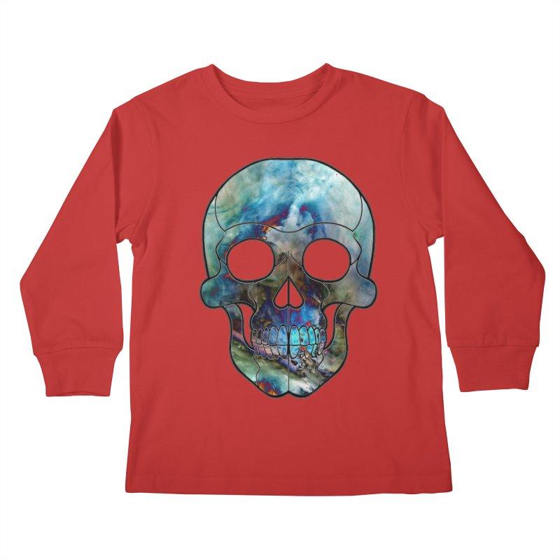 water. Kids Longsleeve T-Shirt by Jason Henricks' Artist Shop