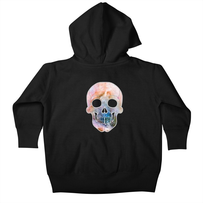 air. Kids Baby Zip-Up Hoody by Jason Henricks' Artist Shop
