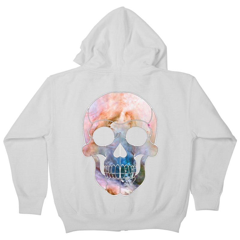 air. Kids Zip-Up Hoody by Jason Henricks' Artist Shop