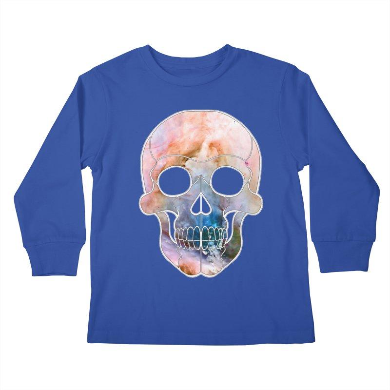 air. Kids Longsleeve T-Shirt by Jason Henricks' Artist Shop