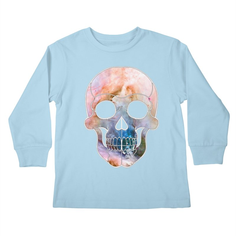 air. Kids Longsleeve T-Shirt by Jason Henricks' Artist Shop