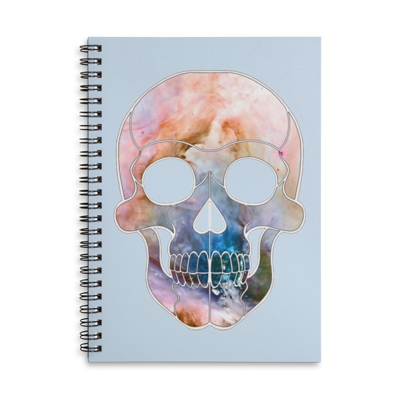 air. in Lined Spiral Notebook by Jason Henricks' Artist Shop