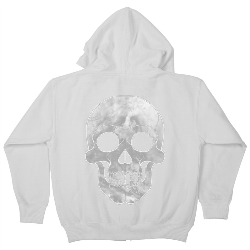 apparition. Kids Zip-Up Hoody by Jason Henricks' Artist Shop
