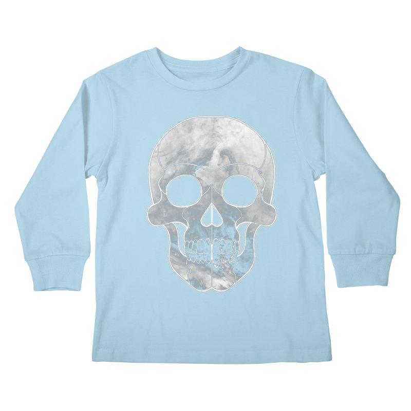 apparition. Kids Longsleeve T-Shirt by Jason Henricks' Artist Shop