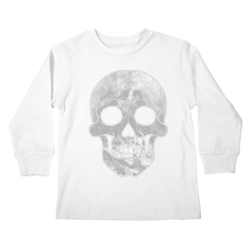 apparition. Kids Longsleeve T-Shirt by Jason Henricks' Artist Shop