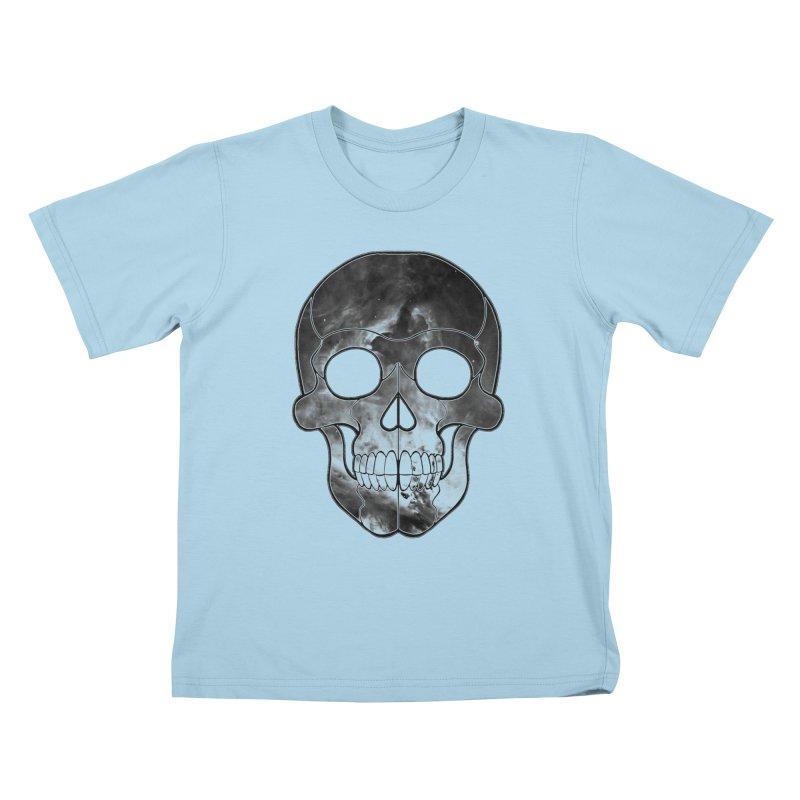 hellish. Kids T-shirt by Jason Henricks' Artist Shop