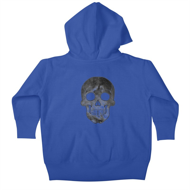 hellish. Kids Baby Zip-Up Hoody by Jason Henricks' Artist Shop