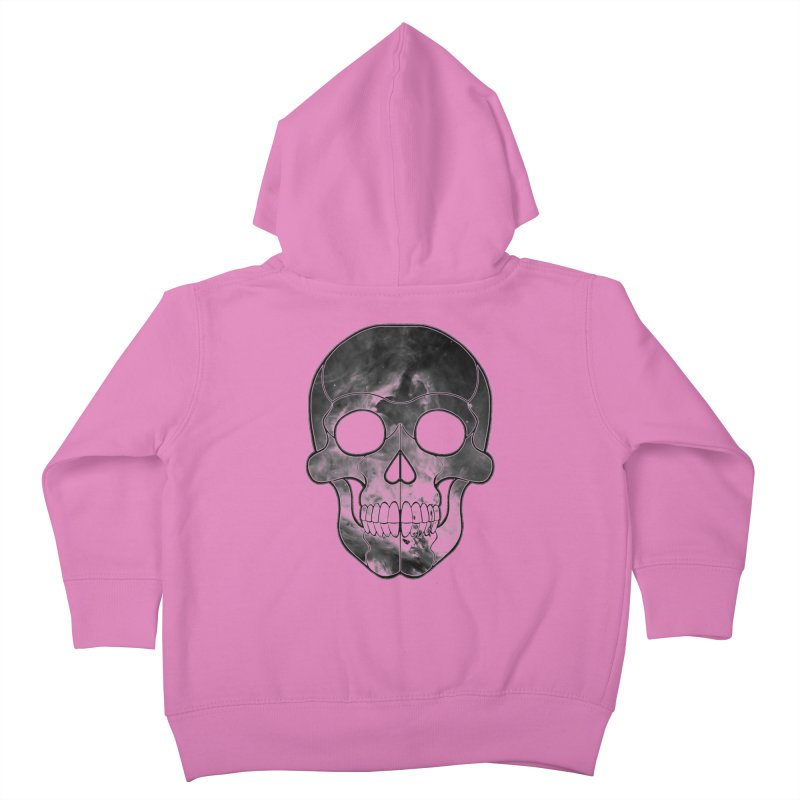 hellish. Kids Toddler Zip-Up Hoody by Jason Henricks' Artist Shop