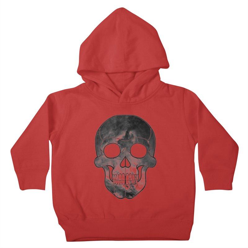 hellish. Kids Toddler Pullover Hoody by Jason Henricks' Artist Shop