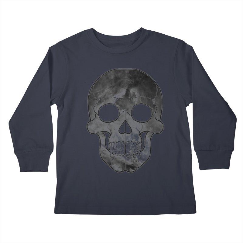 hellish. Kids Longsleeve T-Shirt by Jason Henricks' Artist Shop